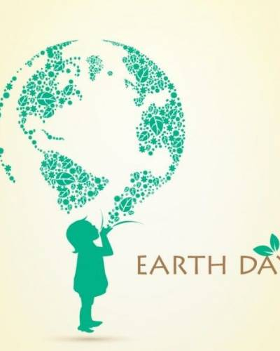 22 Απριλίου Παγκόσμια Ημέρα της Γης