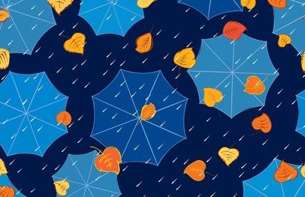Καλωσορίζοντας τη φθινοπωρινή βροχή!